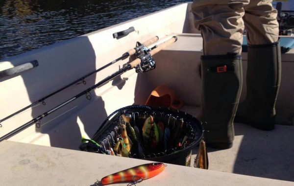 Our lure fishing real case 2